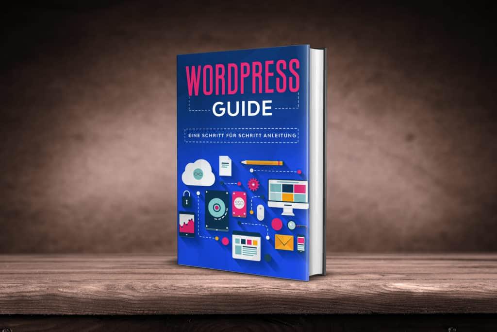 WordPress Guide Coverbild